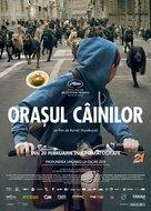 Fehér isten - Romanian Movie Poster (xs thumbnail)