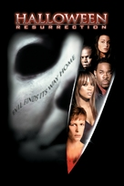 Halloween Resurrection - DVD cover (xs thumbnail)