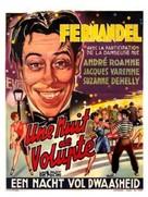 Une nuit de folies - Belgian Movie Poster (xs thumbnail)