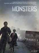 Monsters - French Movie Poster (xs thumbnail)