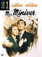 Mrs. Miniver - DVD cover (xs thumbnail)