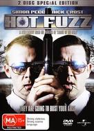 Hot Fuzz - Australian Movie Cover (xs thumbnail)