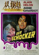 Traitement de choc - German Movie Poster (xs thumbnail)