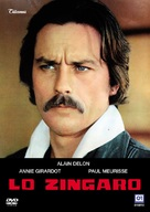Le gitan - Italian DVD cover (xs thumbnail)