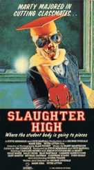 Slaughter High - Movie Cover (xs thumbnail)