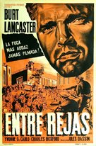 Brute Force - Argentinian Movie Poster (xs thumbnail)