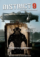District 9 - French DVD movie cover (xs thumbnail)