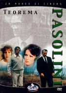 Teorema - Italian DVD cover (xs thumbnail)