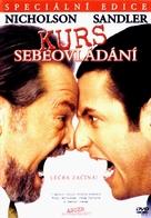 Anger Management - Czech DVD movie cover (xs thumbnail)
