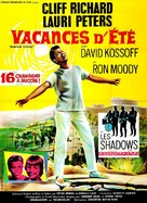Summer Holiday - French Movie Poster (xs thumbnail)