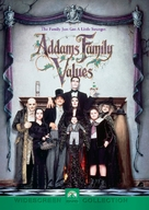 Addams Family Values - DVD movie cover (xs thumbnail)