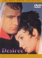 Desirée - DVD cover (xs thumbnail)
