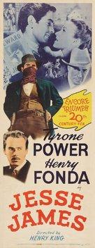 Jesse James - Movie Poster (xs thumbnail)