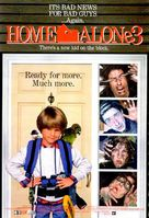Home Alone 3 - Movie Poster (xs thumbnail)
