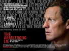The Armstrong Lie - British Movie Poster (xs thumbnail)