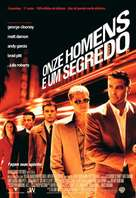 Ocean's Eleven - Brazilian Movie Poster (xs thumbnail)