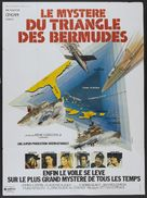 The Bermuda Triangle - French Movie Poster (xs thumbnail)