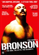 Bronson - Dutch DVD movie cover (xs thumbnail)