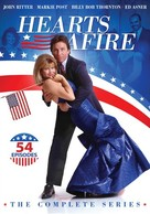 """Hearts Afire"" - DVD movie cover (xs thumbnail)"