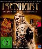 Isenhart - Die Jagd nach dem Seelenfänger - German Blu-Ray cover (xs thumbnail)