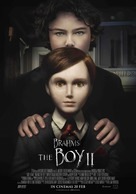 Brahms: The Boy II - Malaysian Movie Poster (xs thumbnail)
