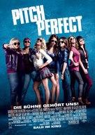 Pitch Perfect - German Movie Poster (xs thumbnail)