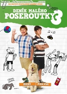 Diary of a Wimpy Kid: Dog Days - Czech DVD cover (xs thumbnail)