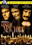 Gangs Of New York - Dutch DVD movie cover (xs thumbnail)