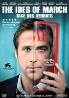 The Ides of March - Swiss DVD movie cover (xs thumbnail)