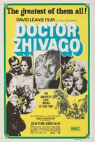 Doctor Zhivago - Australian Re-release movie poster (xs thumbnail)