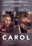 Carol - Argentinian Movie Poster (xs thumbnail)