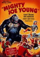 Mighty Joe Young - DVD movie cover (xs thumbnail)