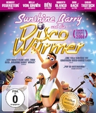 Disco ormene - German Movie Cover (xs thumbnail)