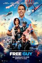 Free Guy - Singaporean Movie Poster (xs thumbnail)