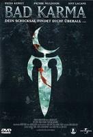 Bad Karma - German DVD movie cover (xs thumbnail)