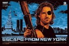 Escape From New York - poster (xs thumbnail)