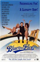 Blue in the Face - Movie Poster (xs thumbnail)