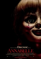 Annabelle - Polish Movie Poster (xs thumbnail)