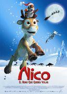 Niko - Lentäjän poika - Spanish Movie Poster (xs thumbnail)