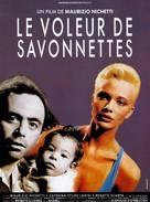 Ladri di saponette - French Movie Poster (xs thumbnail)