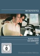 Das Mikroskop - German DVD movie cover (xs thumbnail)