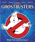 Ghostbusters - Movie Cover (xs thumbnail)