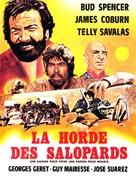 Una ragione per vivere e una per morire - French Movie Poster (xs thumbnail)