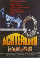 Rollercoaster - German Movie Poster (xs thumbnail)