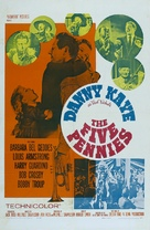 The Five Pennies - Movie Poster (xs thumbnail)