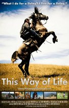 This Way of Life - New Zealand Movie Poster (xs thumbnail)