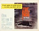 La notte - British Movie Poster (xs thumbnail)