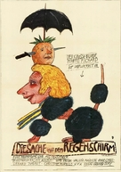 Le coup du parapluie - German Movie Poster (xs thumbnail)