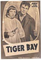 Tiger Bay - German poster (xs thumbnail)