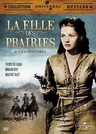 Calamity Jane and Sam Bass - French DVD cover (xs thumbnail)